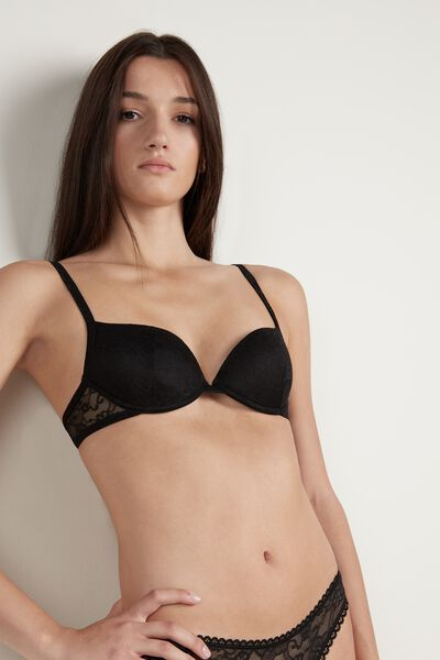 Athens Lace Push-up Bra