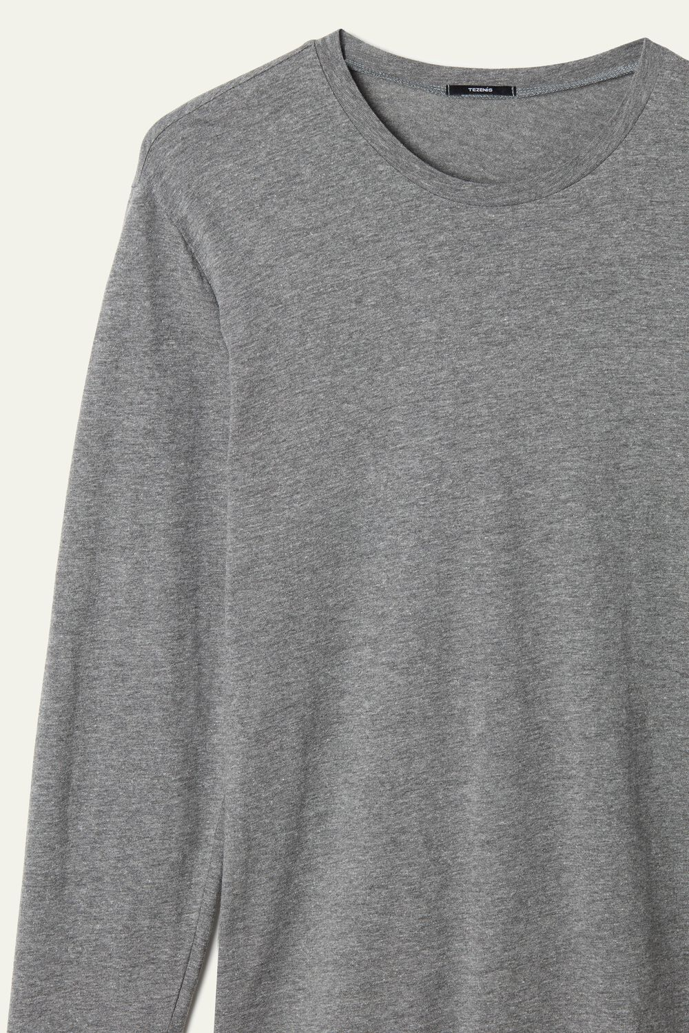 Long Sleeve Cotton Top