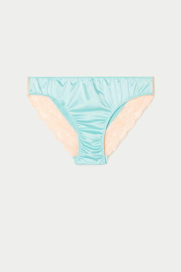 Pastel Satin Knickers