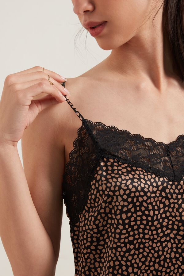 Satin and Lace Camisole