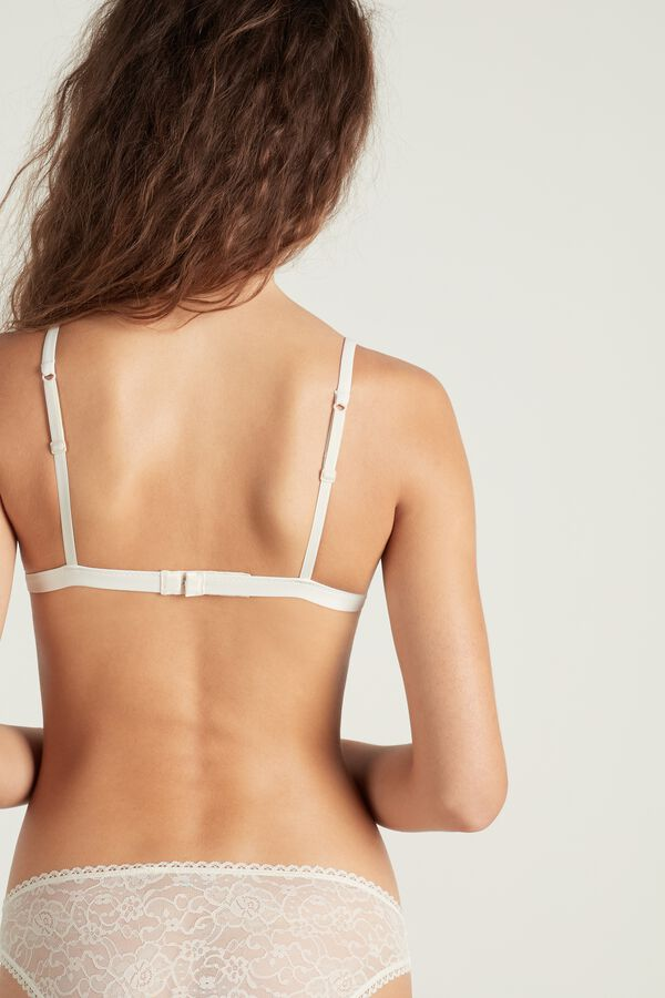 Istanbul Lace Triangle Bralette