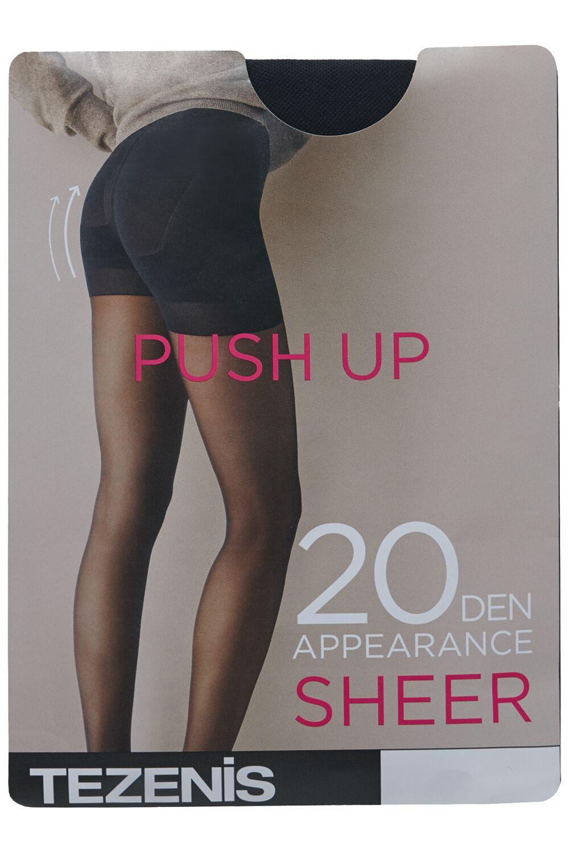 20 Den Sheer Push-Up Tights