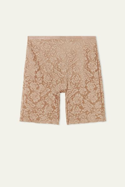 Romantic Lace Biker Shorts