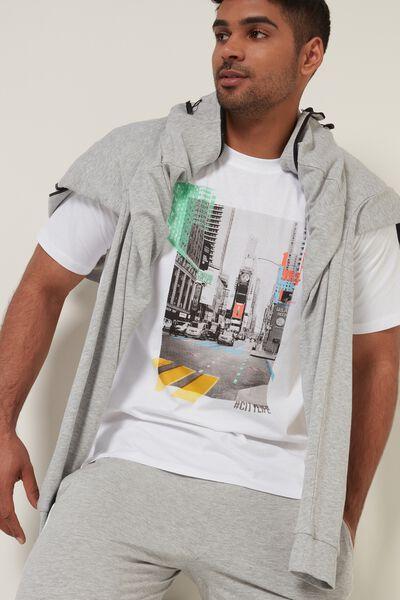 T-shirt Cotone Stampato