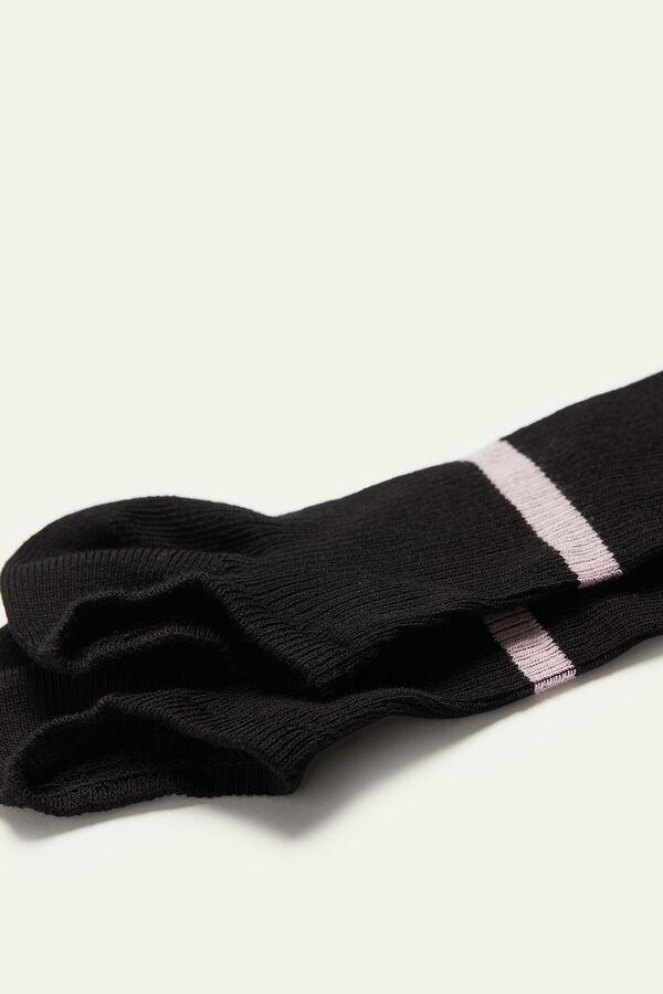 Fancy No Show Socks