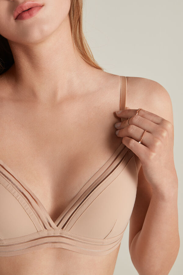 Invisible Soft Padded Triangle Bra
