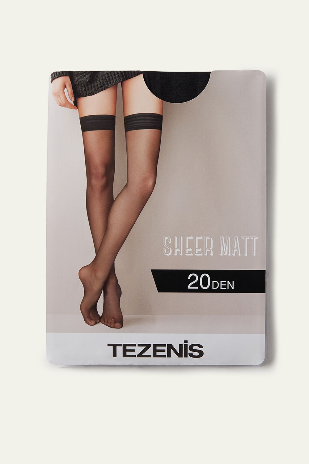 20 Denier Thigh-Highs