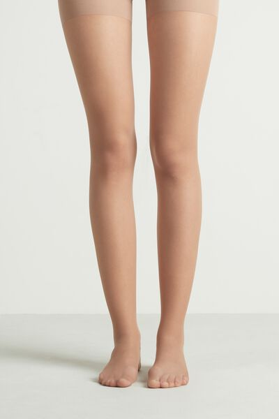 20 Den Sheer Push-Up Tights