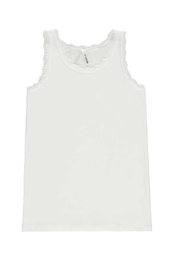 2 X Basic Lace Camisole Multipack