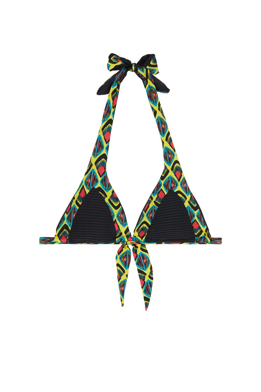 Triangel-Bikinioberteil Pop Tribe