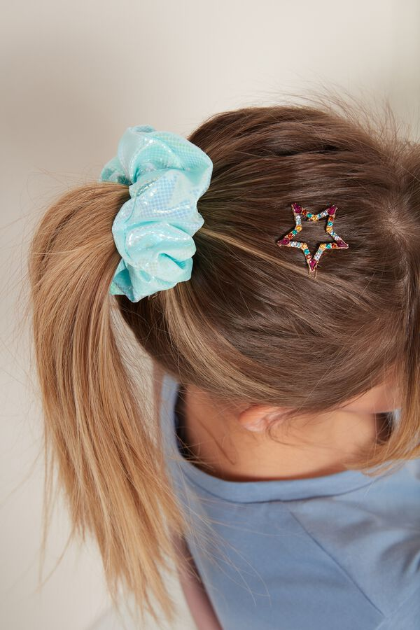 Patterned Hair Bow