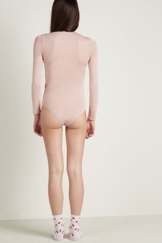Long-Sleeved Merino Wool Body