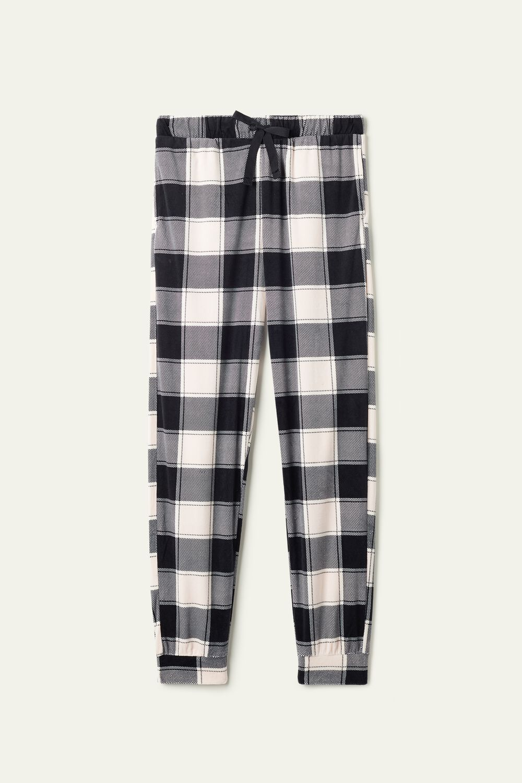Long Microfleece Trousers