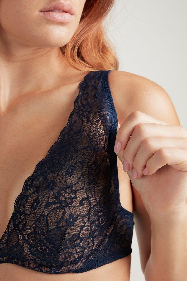 Miami Special Lace Balconette Plunge Bra