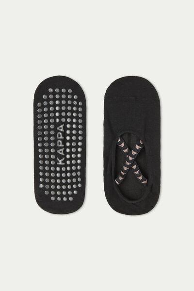Kappa Non-Slip Cotton Shoe Liners