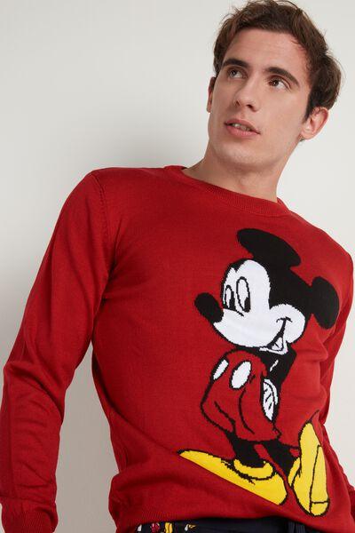 Джемпер с Длинными Рукавами Mickey Mouse