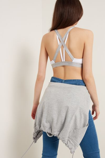 Soft Active Cotton Bralette