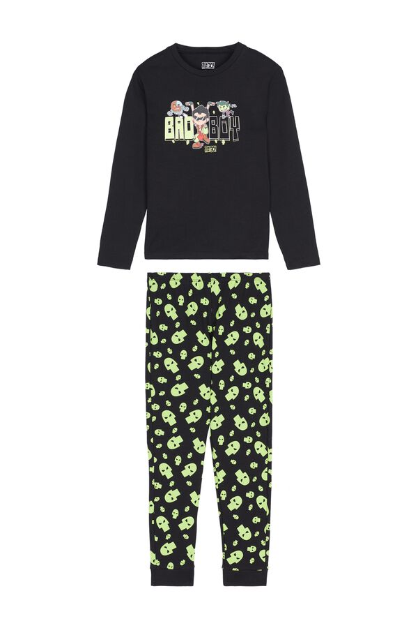 Interlock Pajama Set