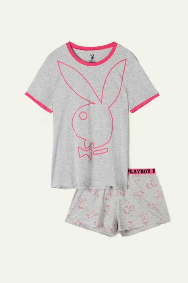 Playboy Short Pajamas