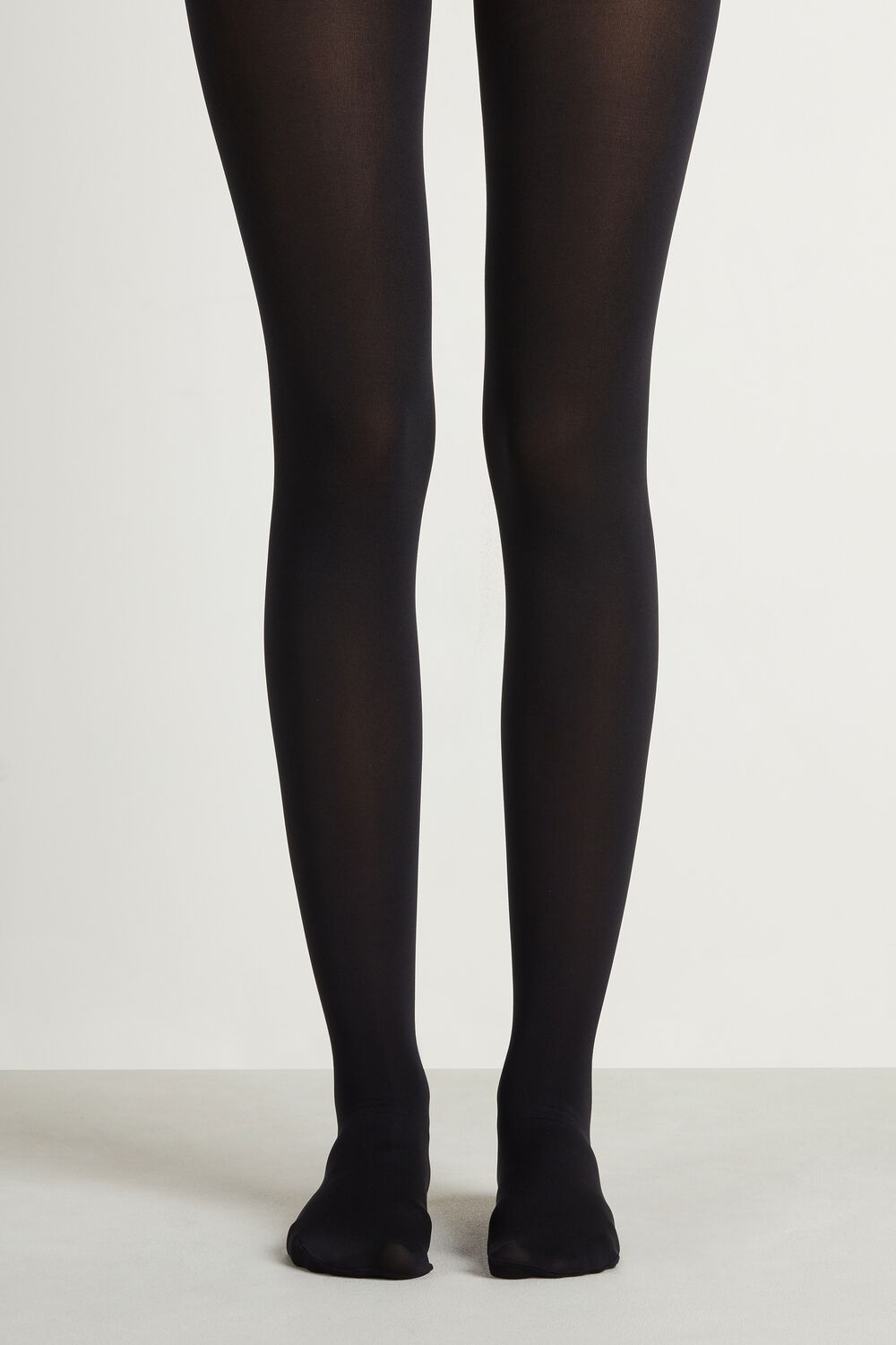 2 X 100 Den Ultra Opaque Microfibre Tights