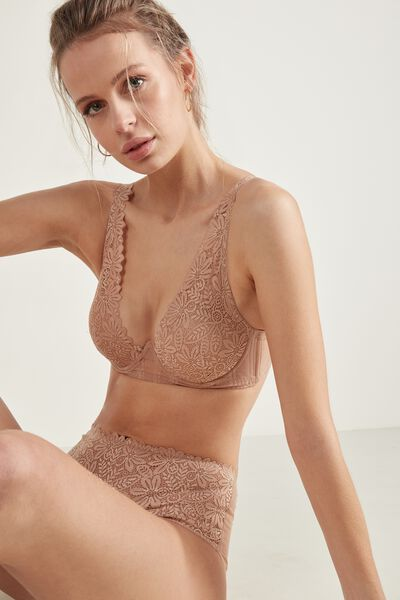 Reggiseno Super Push-up Malibù Angel Face