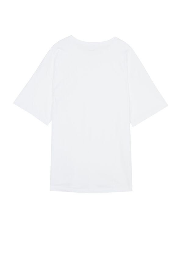 Oversized Cotton T-shirt