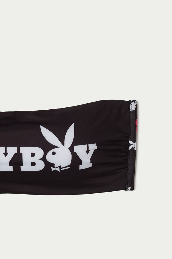 Playboy Bandeau Bikini