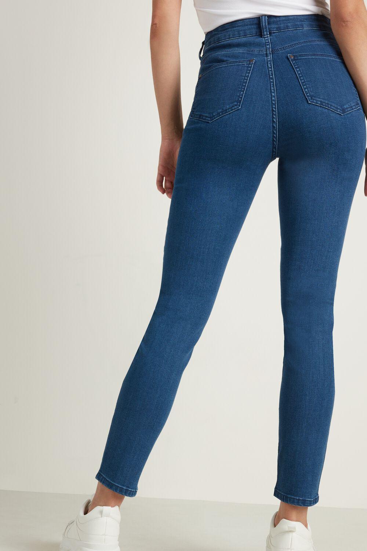 Star Studded Skinny Jeans