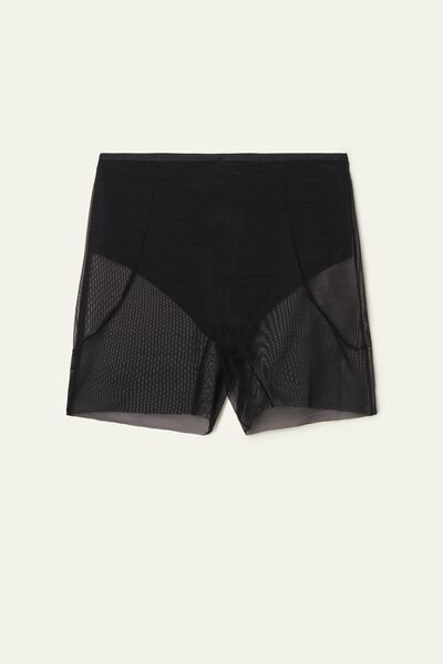 Invisible Mesh Tulle Shorts