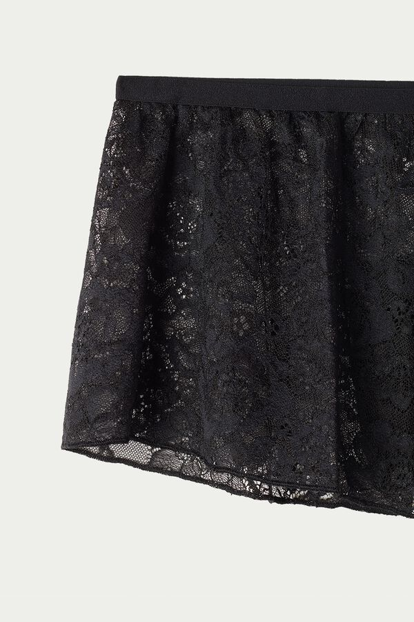 Pearl Net Shorts