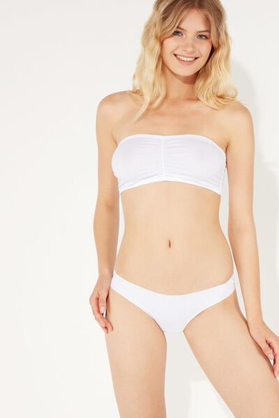 Seamless Brazilian Briefs in Cotton