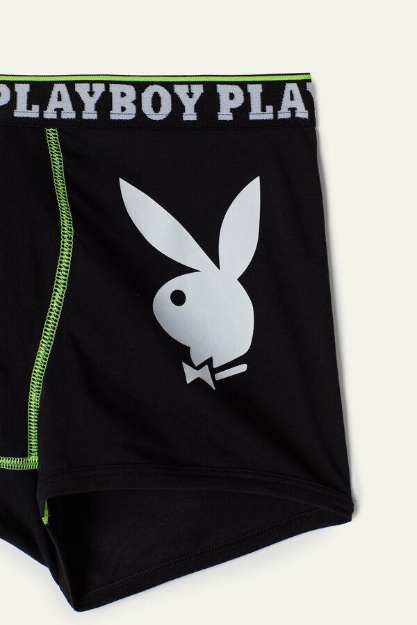 Playboy Cotton Boxer Briefs