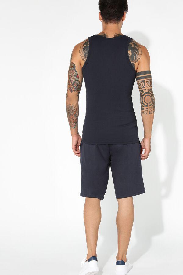 Cotton Jersey Shorts