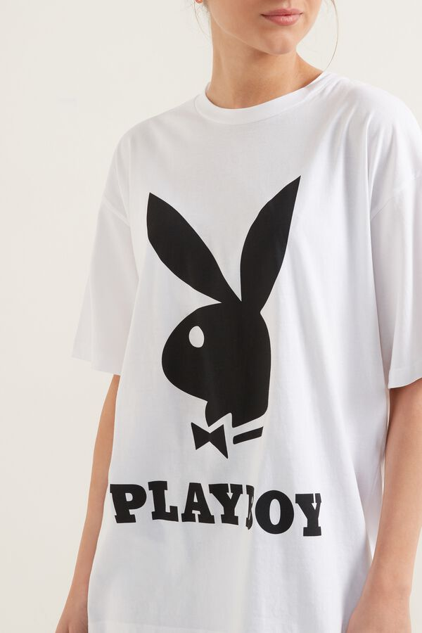 T-Shirt Over Playboy