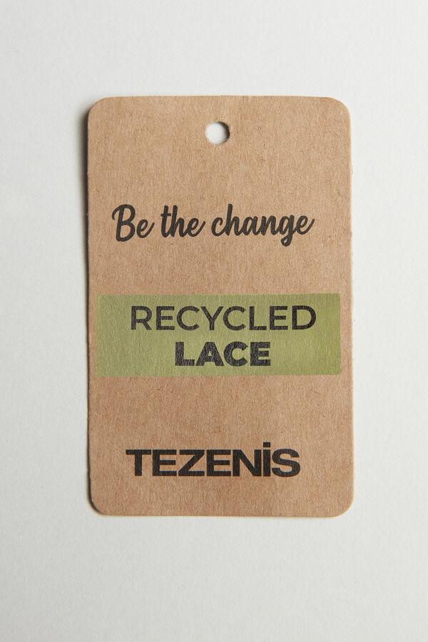 Wien Recycled Lace Lightly Padded Balconette Bra