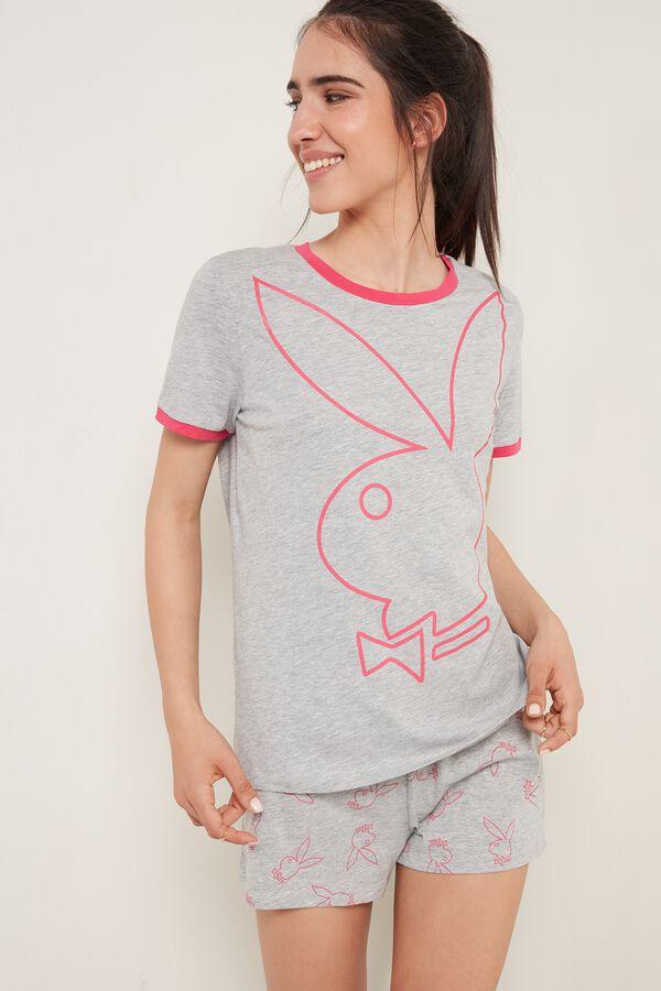 Krátke Pyžamo Playboy