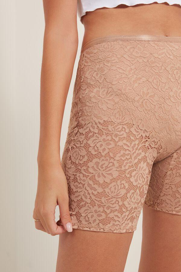Romantic Lace Biker Shorts