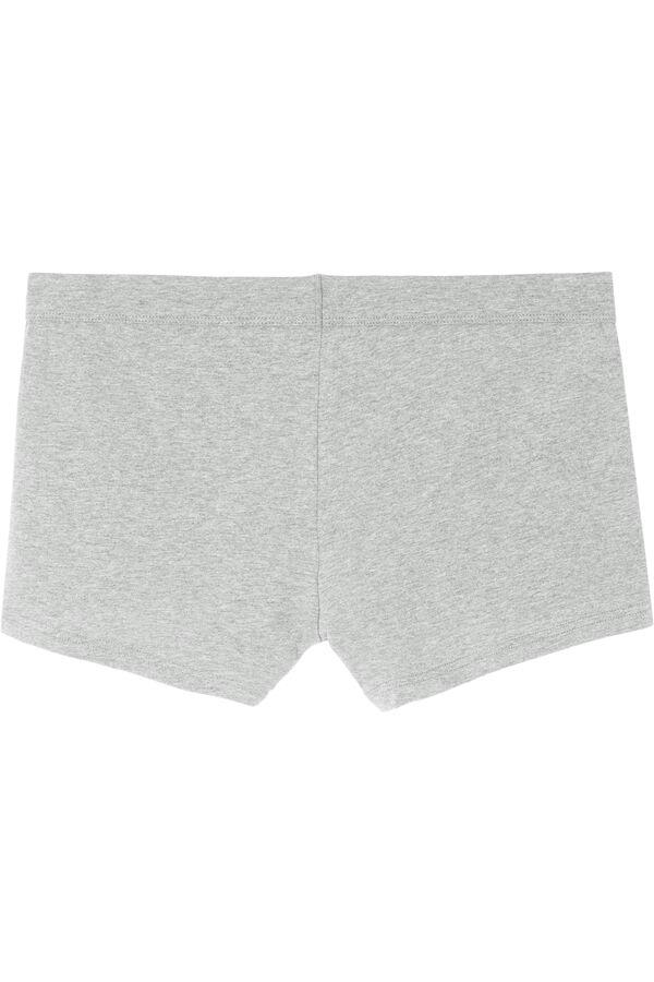 Boxershorts aus elastischer Baumwolle