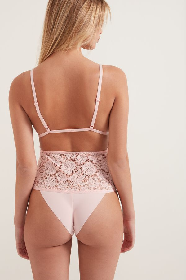Venise Lace Triangle Body