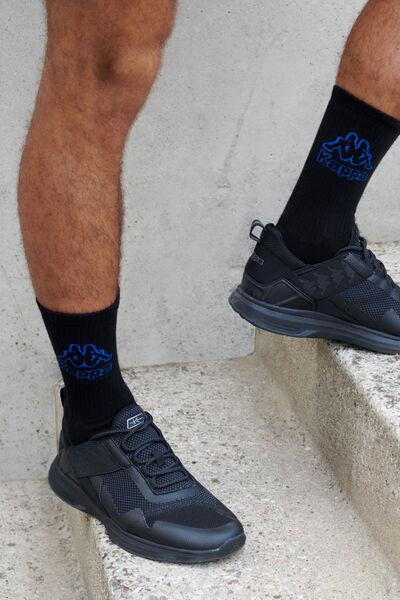 Kappa Logo Short Cotton Socks