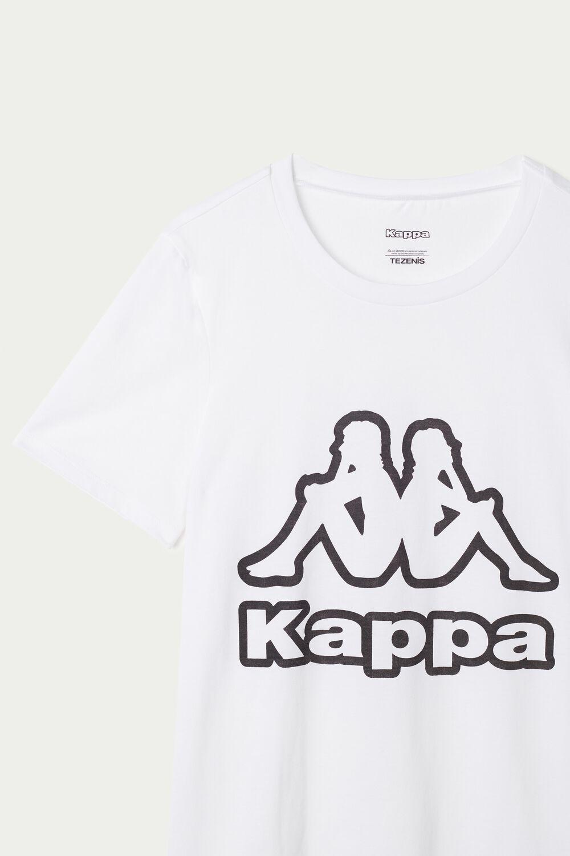 Bavlnené Tričko s Logom Kappa