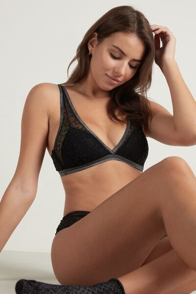 Havana Full of Stars Triangle Bra