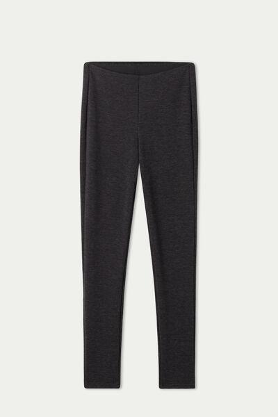 Milano-Stitch Jacquard Leggings