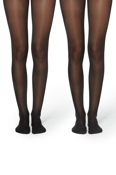2 Collants Semi-Opaques 40 Den Appearance