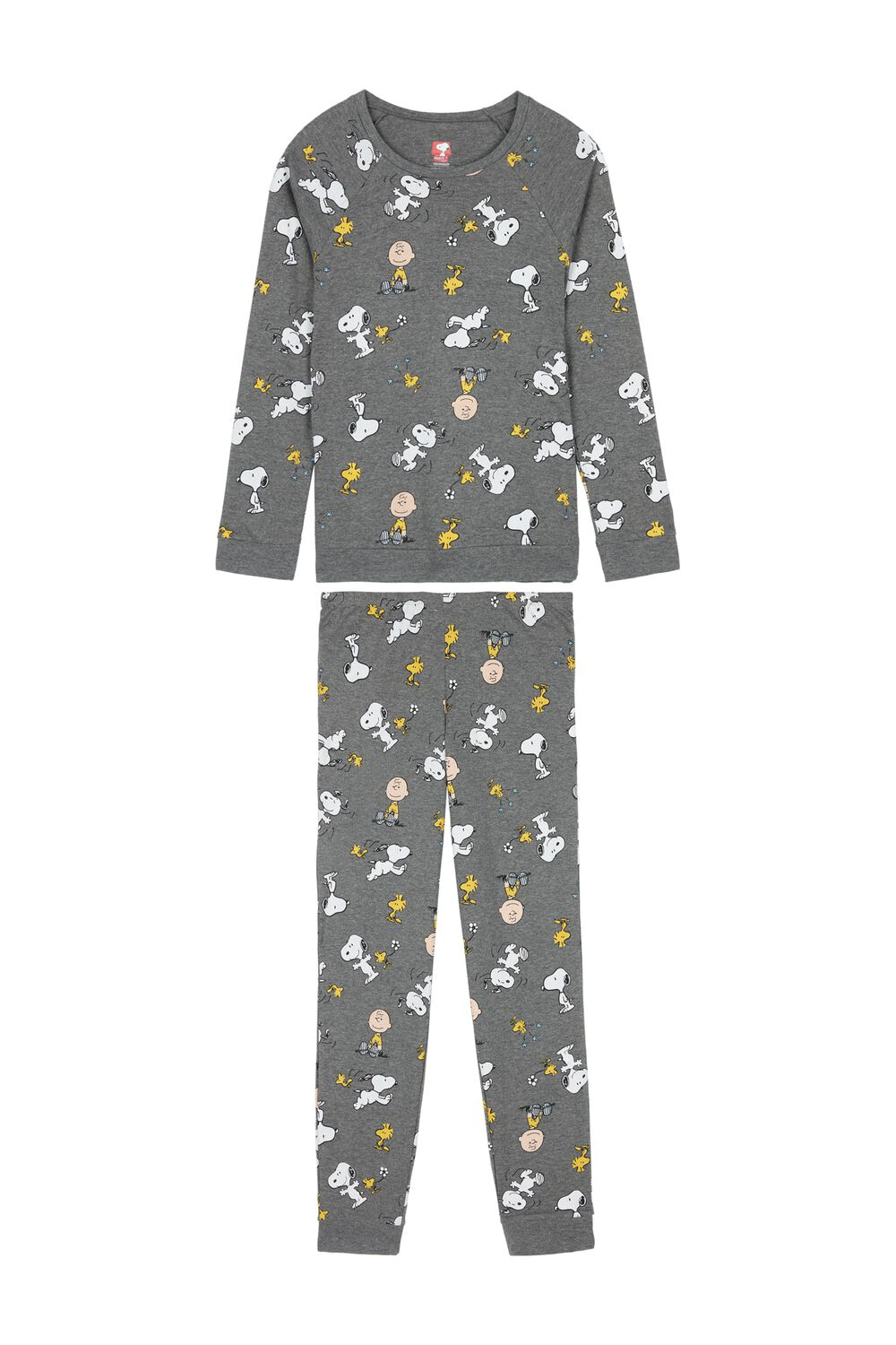 Long Peanuts© and Friends Pajamas