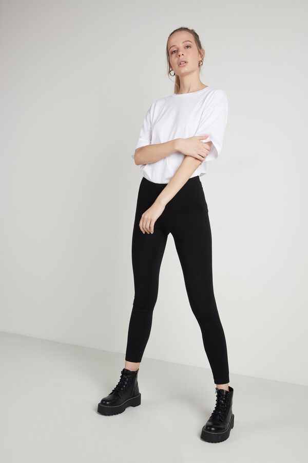 Thermal Cotton Leggings