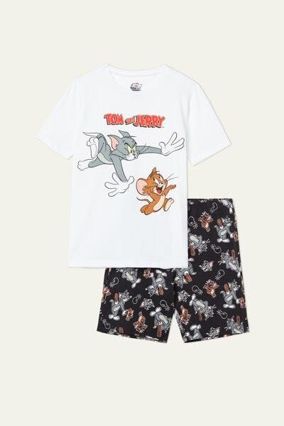 Men's Tom&Jerry Run Short Pyjamas