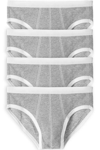 4 X Slip Profili in Contrasto Colore Multipack