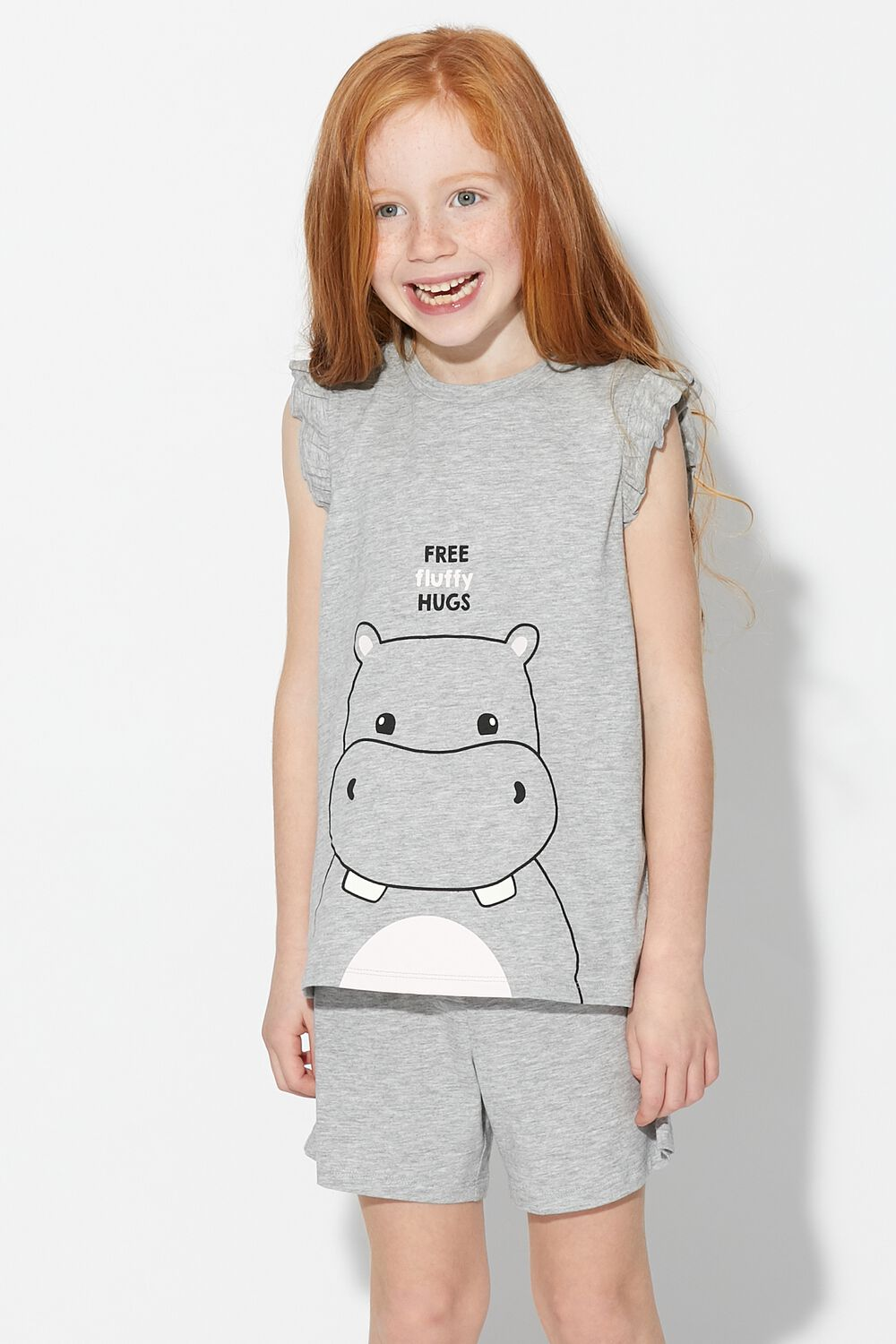 Short Hippo Pyjamas