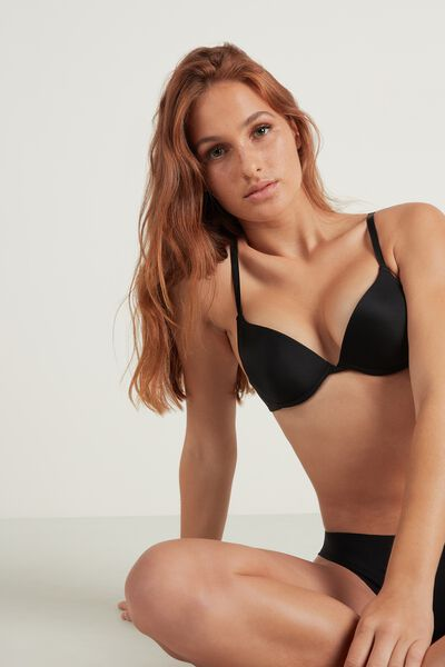 Los Angeles Super Push-up Bra in Microfiber